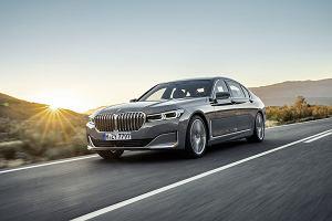 Nowe BMW serii 7 - z grillem większym o 40 procent