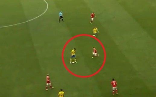 Typowy Zlatan!