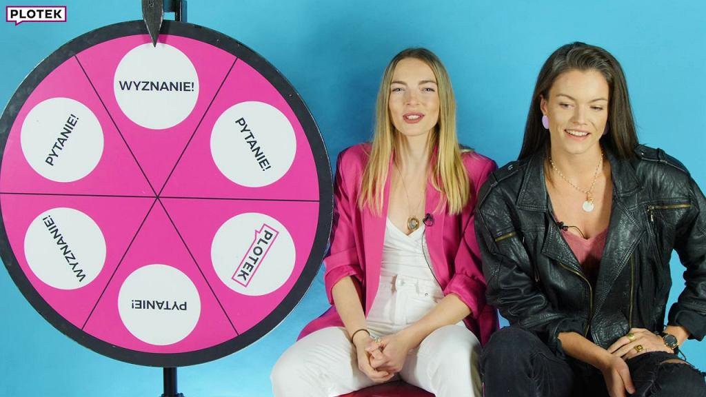 Agnieszka i Karolina z Power Girls