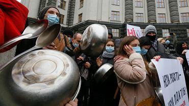 Rząd Ukrainy wprowadza weekendowy lockdown