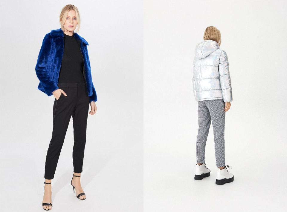 Modne kurtki zimowe 2019 damskie