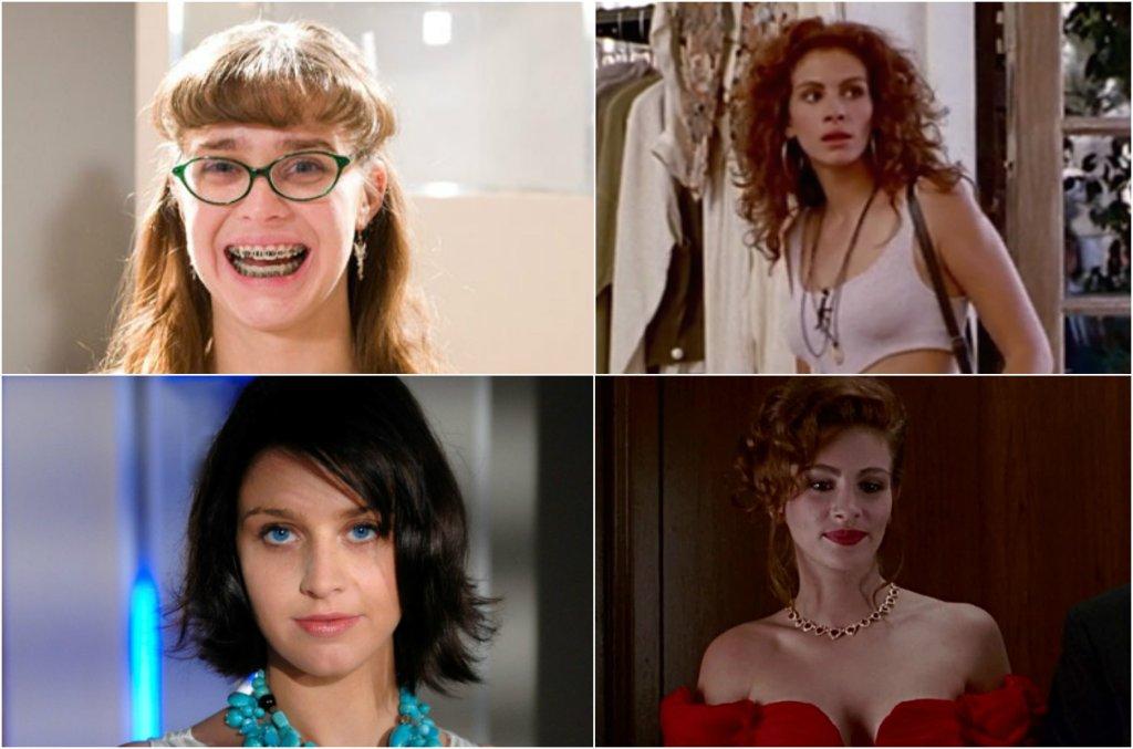 Ludzie kochają metamorfozy, a o tym dobrze wiedzą filmowcy. To oni spektakularne przemiany głównych bohaterów uczynili osią swoich filmów czy seriali. Zobaczcie, jak na oczach widzów zmieniały się te postacie. Jednak najbardziej zaskakująca - bo nietypowa - jest przemiana bohaterki, w którą wcieliła się Reese Witherspoon.