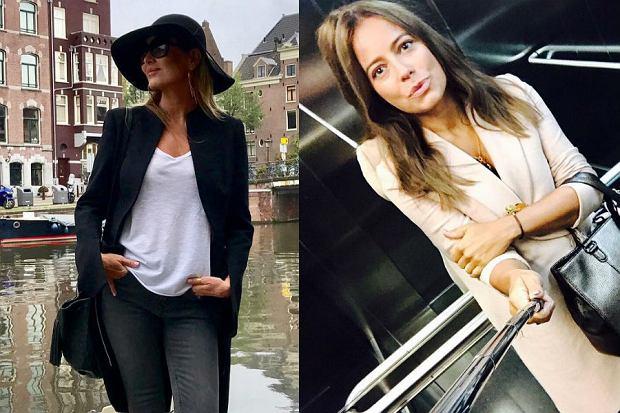 Hanna Lis i Anna Mucha Instagram