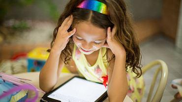 Rośnie nam pierwsze pokolenie, które ma styczność z tabletem czy smartfonem już od pieluch