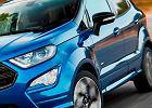 Nowy Ford EcoSport trafi do Polski. Zapowiada się świetny mały SUV