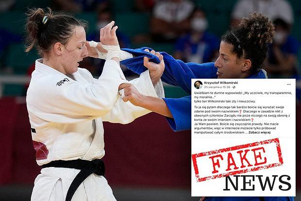 Kłopoty polskiego judo