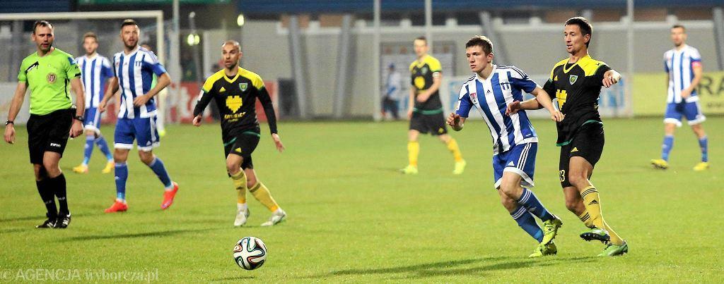 Piłka nożna, I liga. Wisła Płock - GKS Katowice 2:0