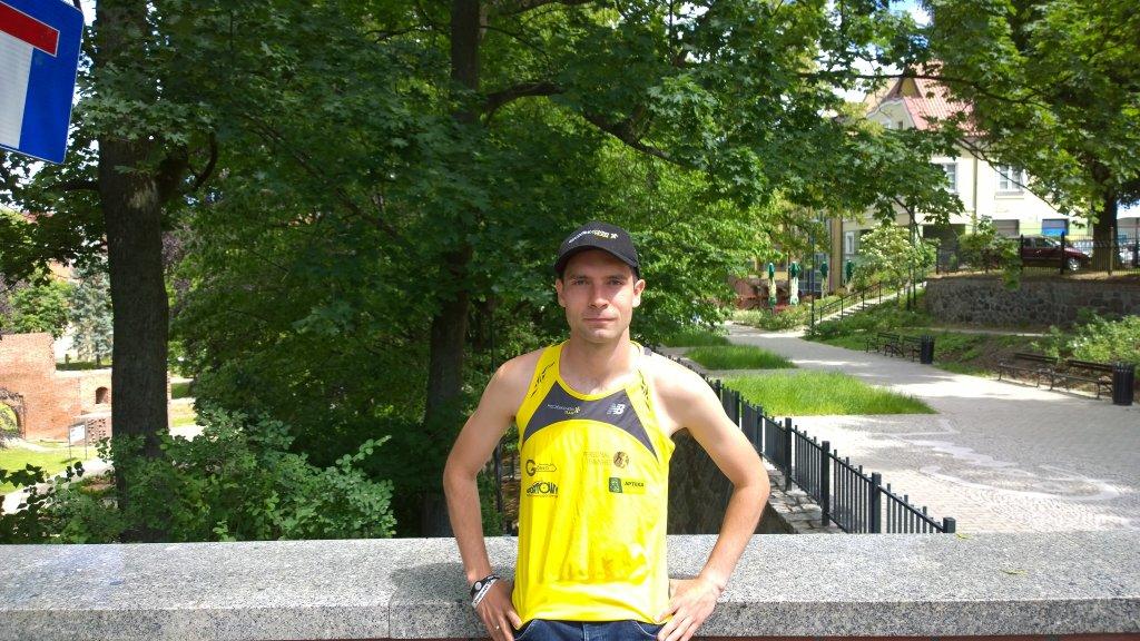 Olsztynianin Paweł Pszczółkowski, zawodnik i trener biegania