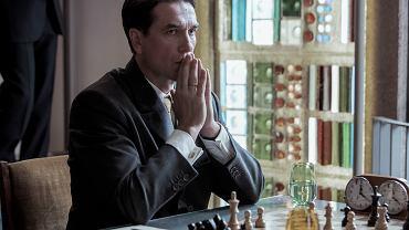 'Gambit królowej'. Marcin Dorociński jako Wasilij Borgow