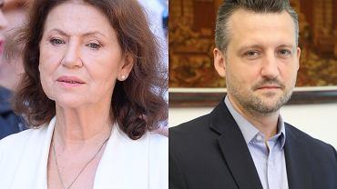 Halina Frąckowiak, Filip Frąckowiak