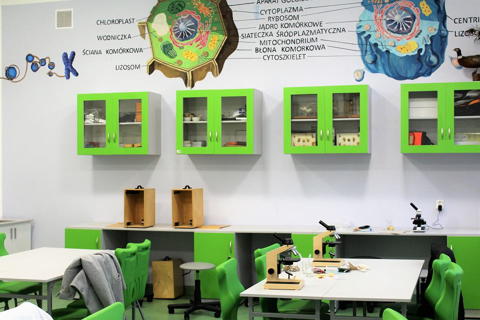I Liceum Ogólnokształcące im. Jana Śniadeckiego w Siemianowicach Śląskich jest kolejną szkołą w regionie, która uruchomiła piękną i nowoczesną 'Zieloną Pracownię'