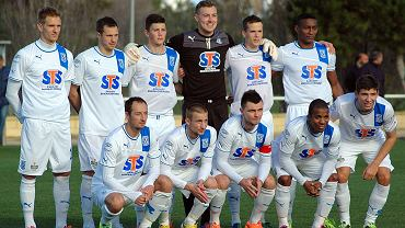 Lech Poznań - Xerez CD 4:0 w sparingu rozegranym w Costa Ballena