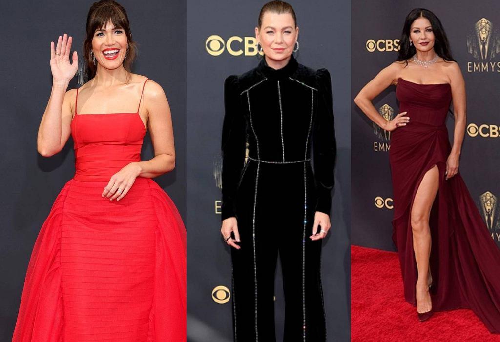 Mandy Moore, Ellen Pompeo i Catherine Zeta-Jones