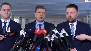 PO chce utajnienia posiedzenia Sejmu i przekazania posłom informacji o postępach w śledztwie ws. Srebrnej