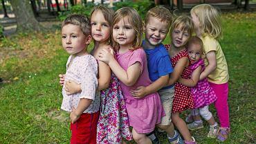 Dzieci z wielodzietnych rodzin wspierają się?