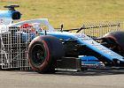 F1. Robert Kubica najwolniejszy, ale nie to się liczy. Pierwsza część testów za nami