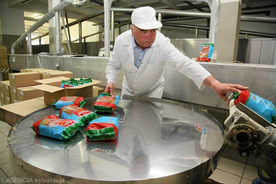 Firma Okruszek z Rogozina to przykład firmy z sektora MSP
