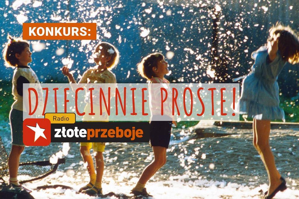 Konkurs: Dziecinnie proste w Radiu Złote Przeboje!