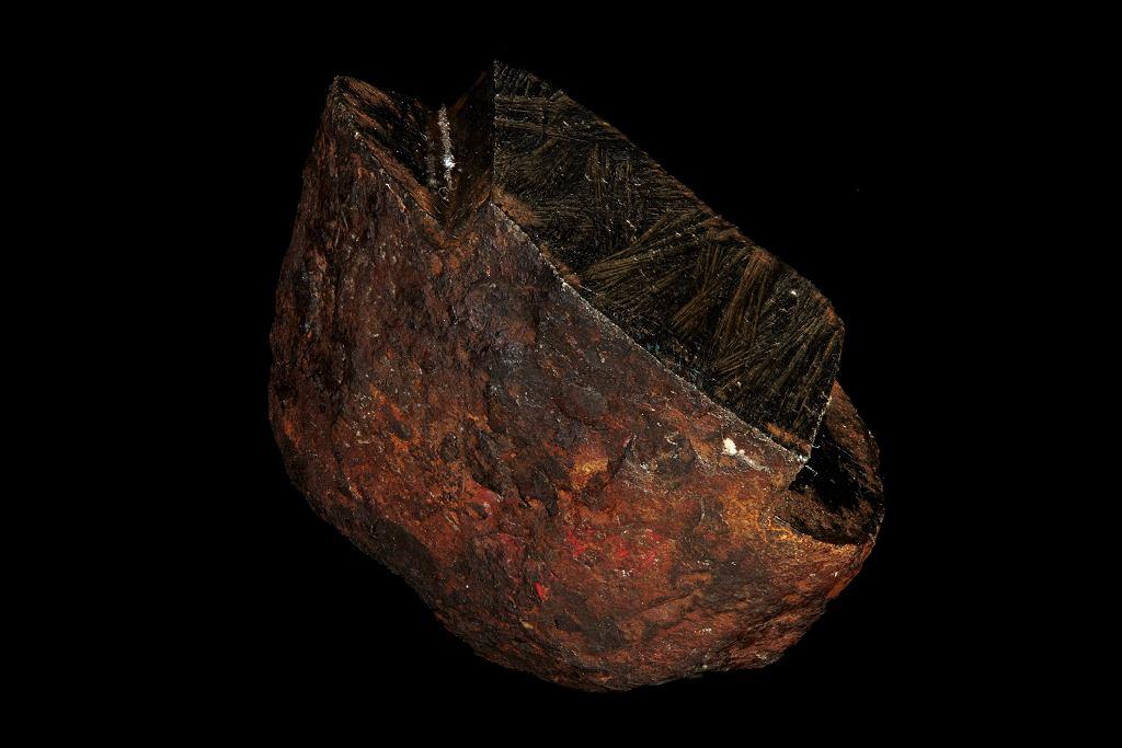 Meteoryt, który skrywał nowy minerał