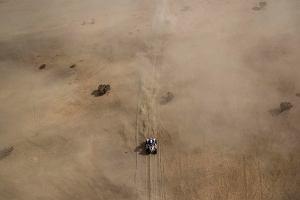 Polak najszybszy na etapie Rajdu Dakar! Podium Rafała Sonika