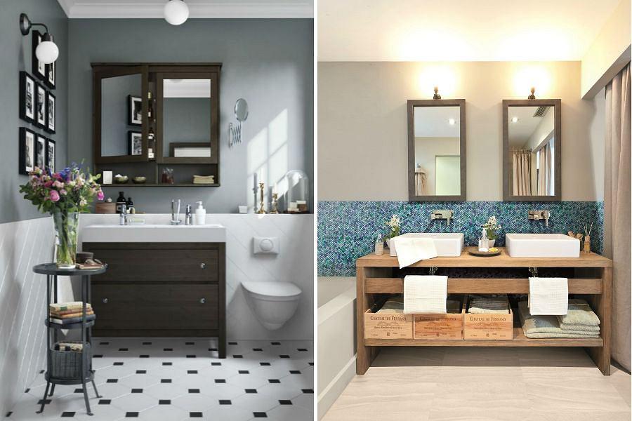 Najpiękniejsze lustra do łazienki. Zainspiruj się!