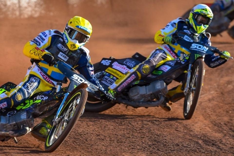 Półfinał Speedway of Nations 2018 w Manchesterze w Wielkiej Brytanii
