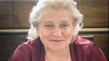 Radna PiS, prof. Anna Jaśkowska