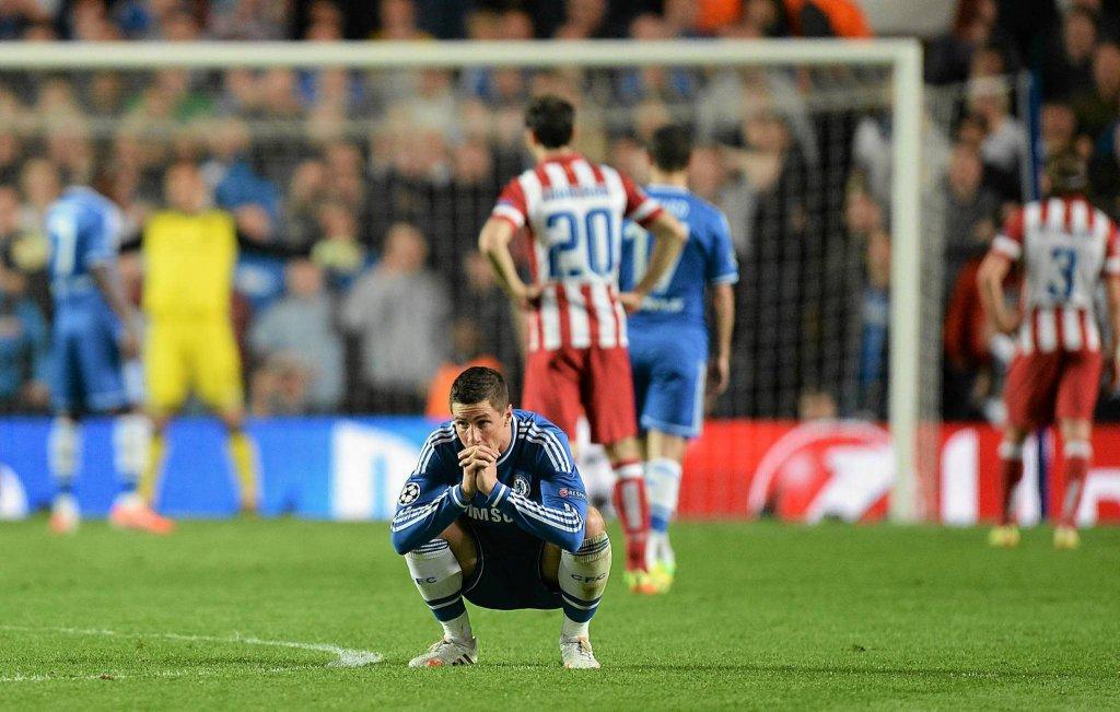 Fernando Torres robił, co mógł, ale nie zagra w finale