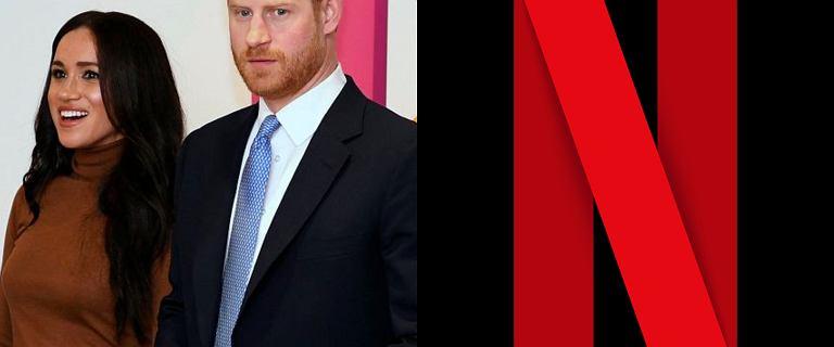 """Książę Harry i Meghan Markle będą współpracować z Netfliksem? Wystąpią w """"The Crown""""?"""