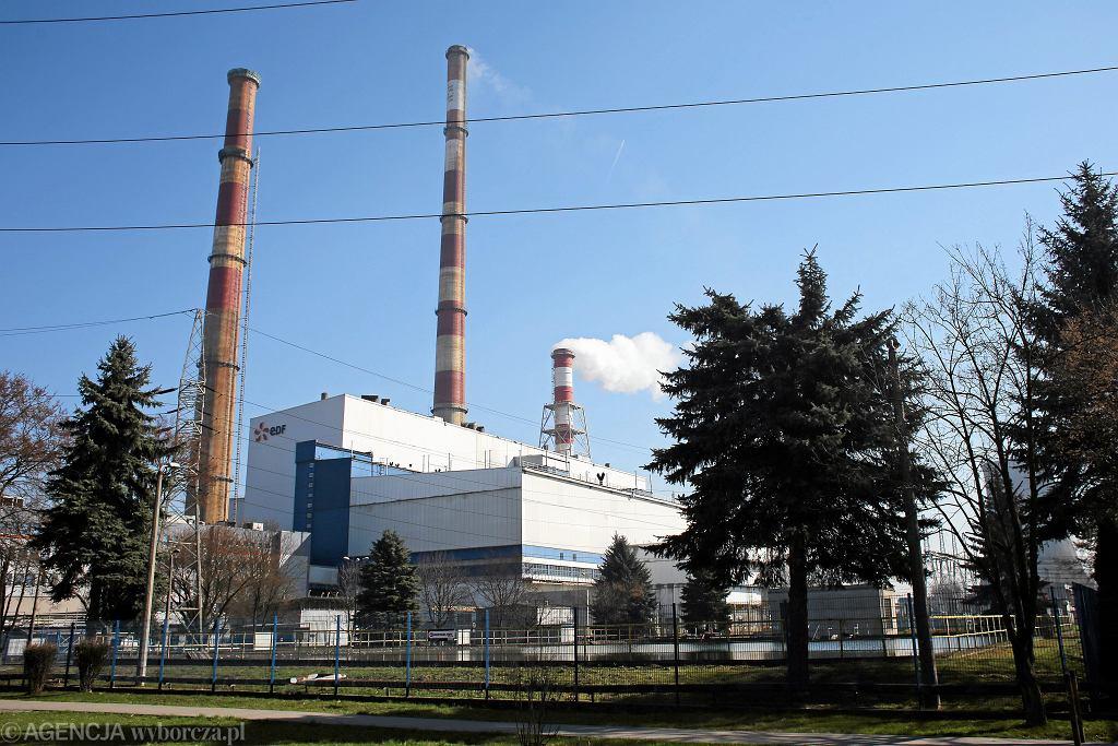 Elektrociepłownia Łęg w Krakowie
