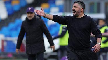 Gennaro Gattuso, Napoli-Fiorentina