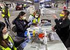 Oregon: utknęli w śniegu, więc uratowali szczepionkę, podając ją innym kierowcom
