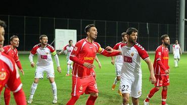Widzew Łódź - Vardar Skopje 0:2