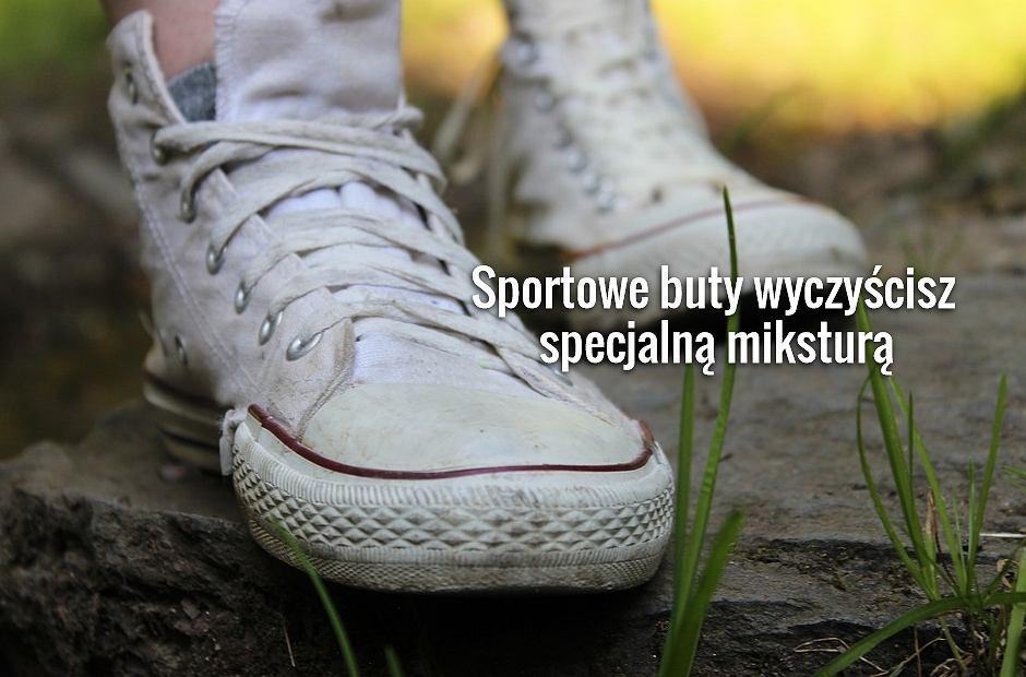 Jak Wyczyscic Sportowe Buty Czy Mozna Prac Je W Pralce