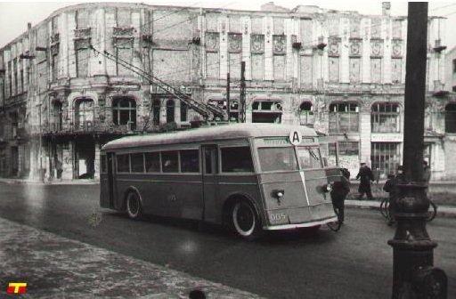 Trolejbus JATB-2