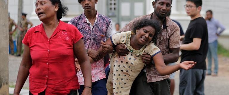 Zamachy na Sri Lance. W pobliżu lotniska w Kolombo znaleziono kolejną bombę