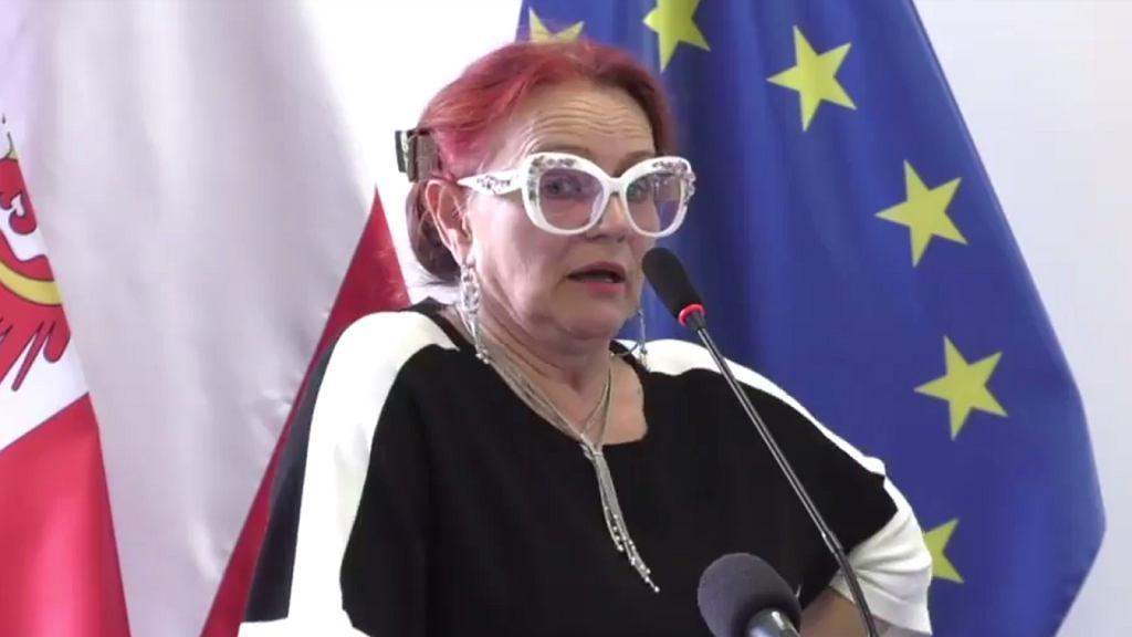 Jadwiga Caban-Korbas, Państwowa Powiatowa Inspektor Sanitarna w Słubicach