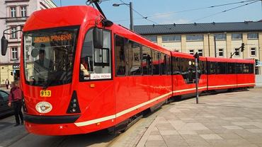 Katowicki tramwaj popularnie zwany Helmutem