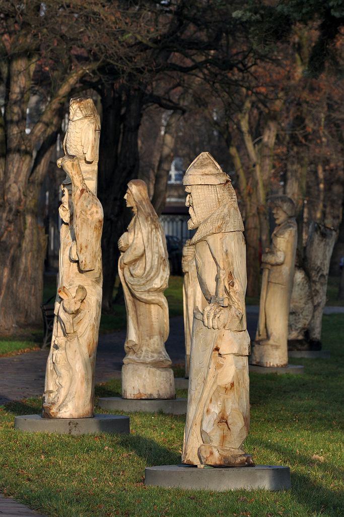 Rzeźby, z których słynie miasto