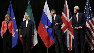 14 lipca 2015 w Wiedniu podpisano porozumienie nuklearne z Iranem. 8 maja 2019 Teheran poinformował, że wycofuje się z części zapisów umowy
