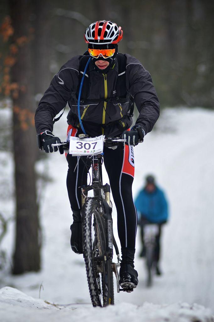 Northtec MTB Zimą