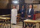 Prezydent Andrzej Duda modlił się na Jasnej Górze o oddalenie pandemii