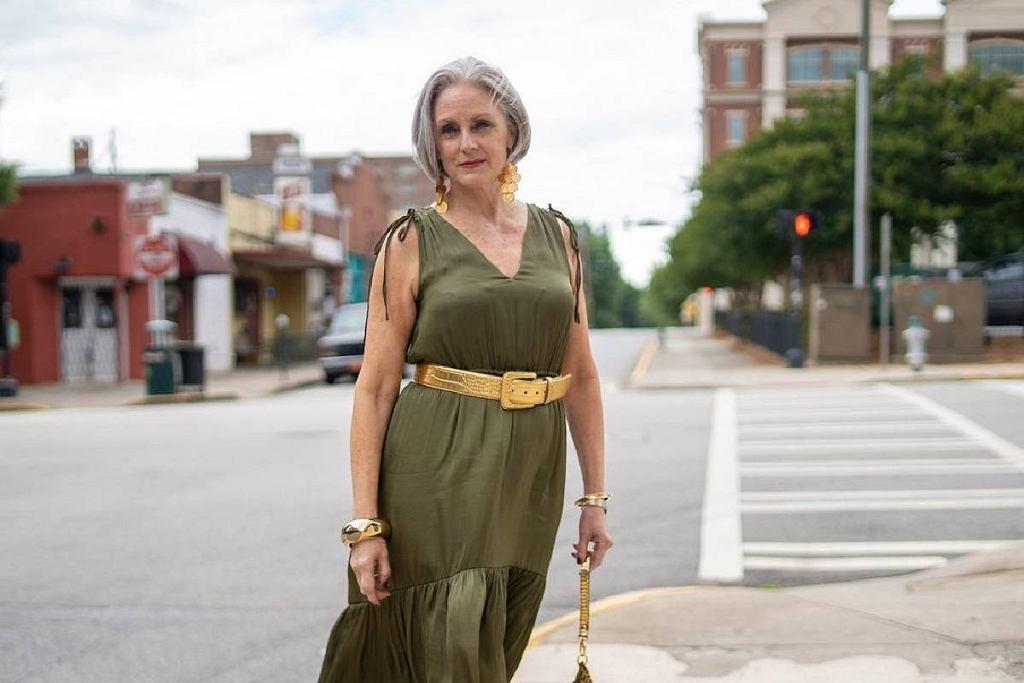 Moda dla puszystych po 50-tce