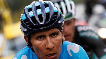 Z przodu Nairo Quintana, z tyłu Rafał Majka. Jak będzie podczas Vuelta a Espana?