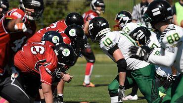Green Ducks - Crusaders Warszawa 46:0