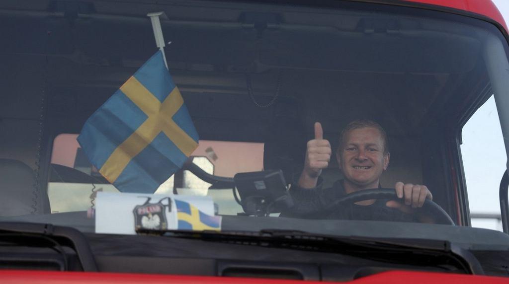 Świnoujście. Strażacy wrócili ze Szwecji