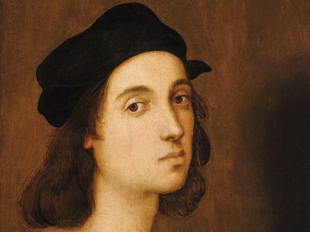 Po śmierci Rafaela zatrzęsła się ziemia, a papież musiał uciekać z sypialni