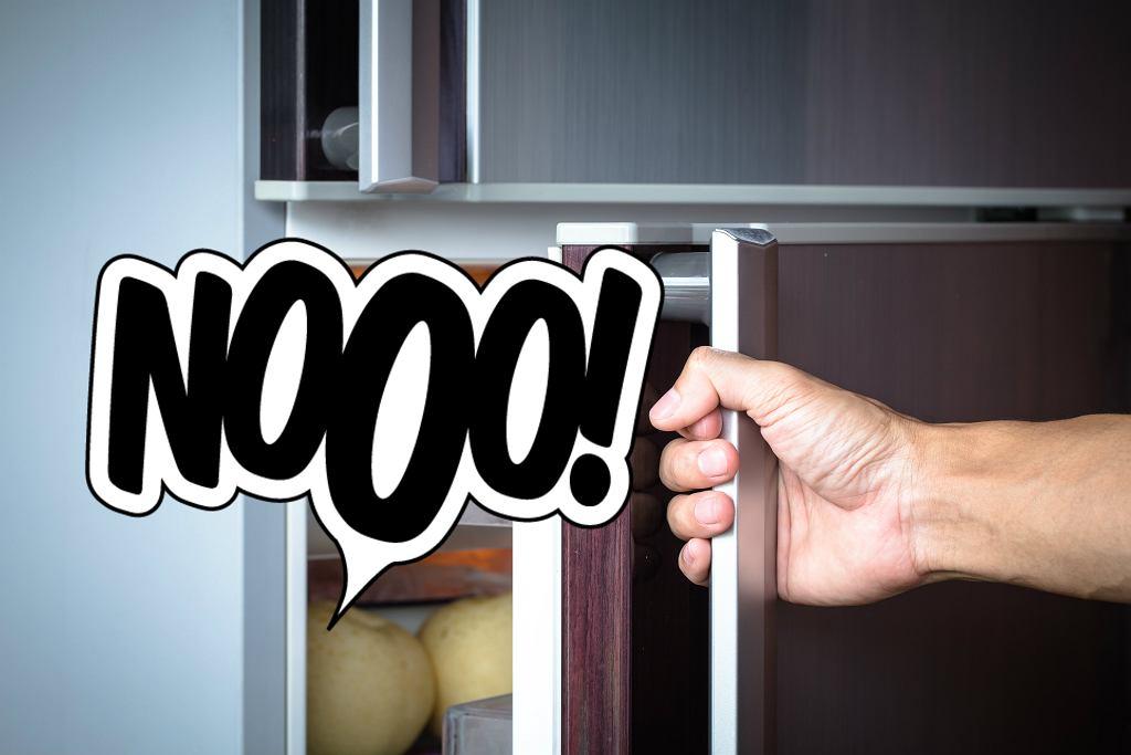 W lodówce lepiej nie przechowuj zamkniętych puszek