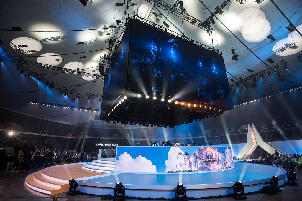 Mistrzostwa Świata 'Overwatch' podczas Blizzon 2017