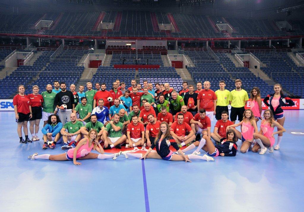EHF Euro 2016 Turniej dziennikarzy